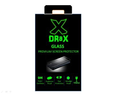 Micromax Canvas A1 Android One Premium Tempered Glass Screen Protector Scratch Guard Shield