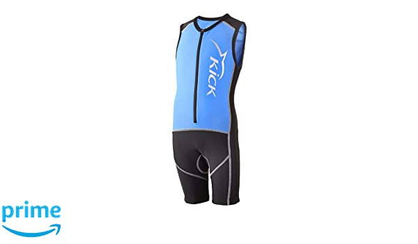 Dolphin Kick Kids Front Zip Tri Suit  Amazon.co.uk  Clothing fd8f23495