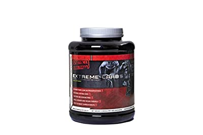 Extreme Nutrition Carbohydrates Powder 2.5Kg by Extreme