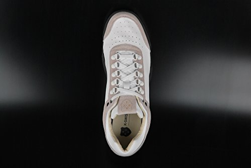 K-Swiss Gstaad Neu Lux White Black Cold Cream Sneaker White Black