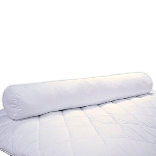 Cuscino Alla Francese.Bleu Calin Cuscino Alla Francese Comfort Alaska Bianca 160 Cm Pcpi