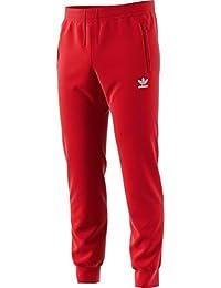 ed2540f604d7 Amazon.it  adidas - Rosso   Pantaloni sportivi   Abbigliamento sportivo ...