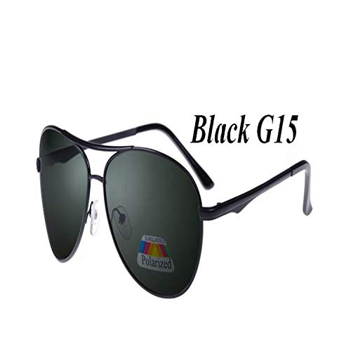 Sport-Sonnenbrillen, Vintage Sonnenbrillen, Polarized Sunglasses Männer Polaroid Goggle Sunglass Male Driving Sun Glasses For Männer A De Sol Gafas Black G15