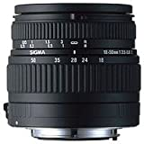 Sigma 18-50mm 3,5-5,6 AF DC Objektiv für Nikon