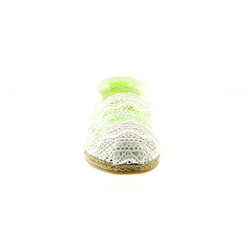 Superdry Jetstream Lace Damen Schuhe Weiß Weiß
