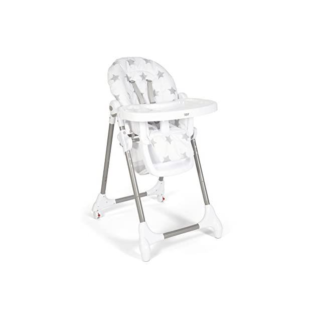 Mamas & Papas Snax Highchair (Grey Stars)