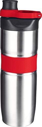 Signoraware Oasis Stainless Steel Vacuum Flask Bottle, 700ml, Multicolor