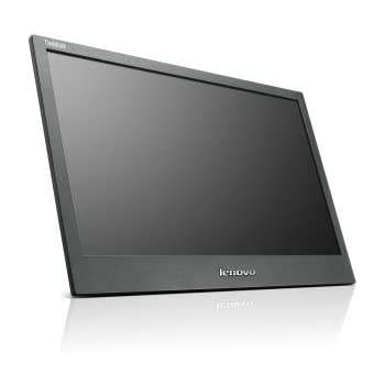 lenovo thinkvision lt1421 35 6 cm monitor schwarz amazon. Black Bedroom Furniture Sets. Home Design Ideas