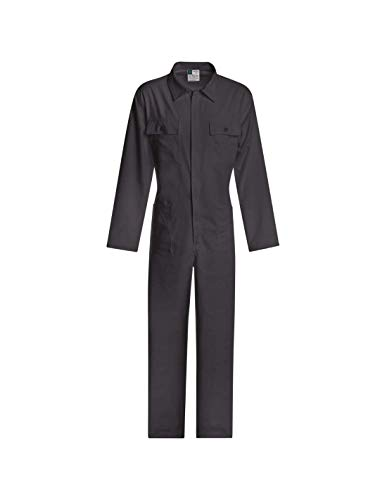 WORK AND STYLE Overall - Classico Grau, 2XL