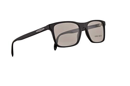 Giorgio Armani AR7163 Brillen 53-18-145 Schwarz Mit Demonstrationsgläsern 5001 AR 7163