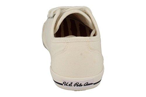 U.S POLO ASSIN Zapatilla US Polo Randi White Dyon Weiß