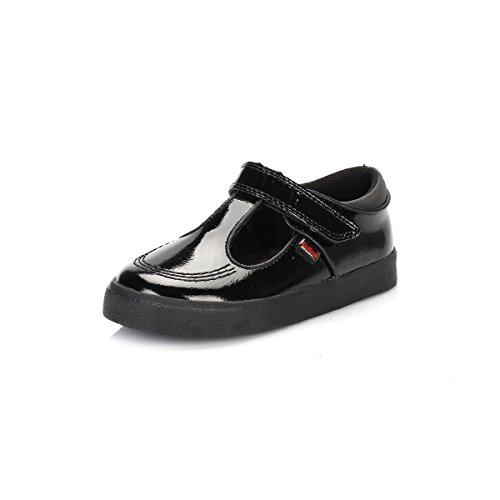 Kickers Tovni T, Basses fille Noir (noir)