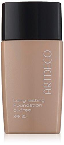 Artdeco Make-Up femme/woman, Long-lasting Foundation Oil-free SPF20 Nummer 35 Natural wheat, 1er Pack (1 x 30 ml) Lady Make-up