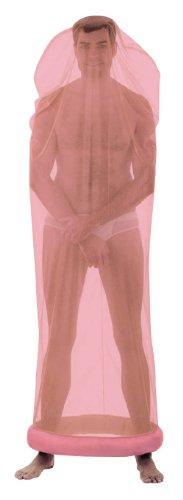 Kostüme ROSE Kondom, Erwachsenen ()