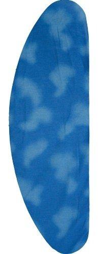 Hailo 1334-481 Hailo-fix Bügeltischbezug 148 x 45 cm Ozean