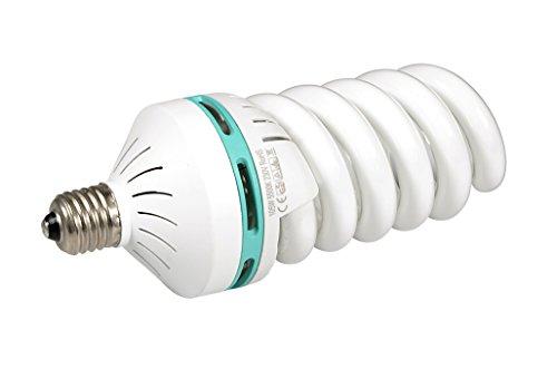 Bresser F000159 Spiral Tageslichtlampe (E27/105 Watt)