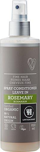 Urtekram Rosmarin Leave-In Spray Conditioner BIO, feines Haar, 250 ml -