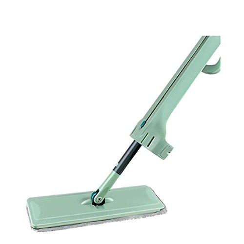 GAOJIAN Flat Mop Home Selbst-Squeeze Design der Rollenbahn Elastisches Wischdesign Komfortable Push- und Pull-Griff