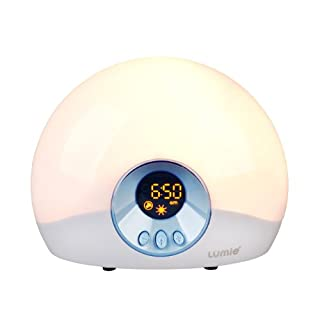 Lumie Bodyclock Starter 30 Wake-Up Light Alarm Clock with Sunrise and Sunset Features