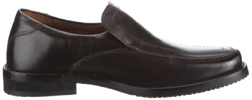 Manz Fermo AGO G Buffcalf TR Sohle 114015 , Chaussures montantes homme Marron - Braun/T.D.Moro