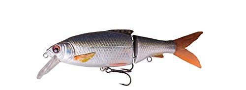 Savage Gear 3D Roach Lipster, Wobbler,, Kunstköder, Hechtwobbler, Hechtköder, Farbe:Roach (Rotauge);Länge / Gewicht:13cm-25g
