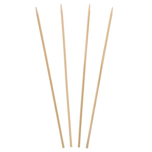 """10"""" Wood Skewers, Pack of 1,000"""
