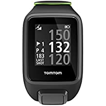 Tomtom Golfer 2 Edición Especial Reloj de Golf, Negro (Black / Green), L