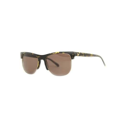 Eurowebb Sonnenbrille für Frauen mit rechteckigen Gläsern Braun - Sonnenschutz Sommer Winter