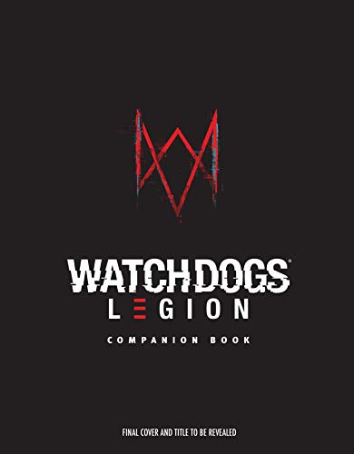 Watch Dogs Legion: Companion Book - Populären Video-spiele One Xbox