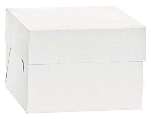 0339481 DECORA BOX PER DOLCI 305 X 305 X H 25 CM