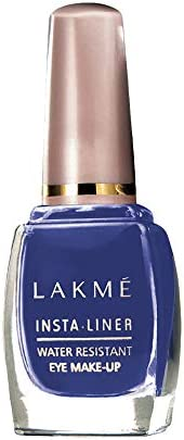 Lakme Insta Eye Liner, Blue, 9 ml