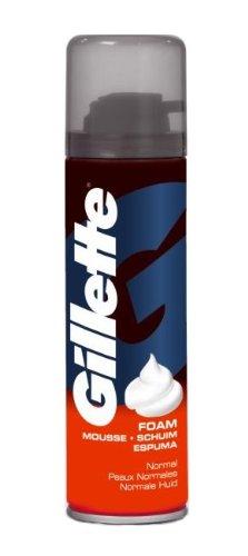 Preisvergleich Produktbild Gillette Rasierschaum für normale Haut,  200ml