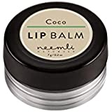 [Sponsored]Coco Lip Balm- All Natural Nourishing Lip Moisturizer – For Chapped Lips – 100% Natural & Vegan – Neemli Naturals