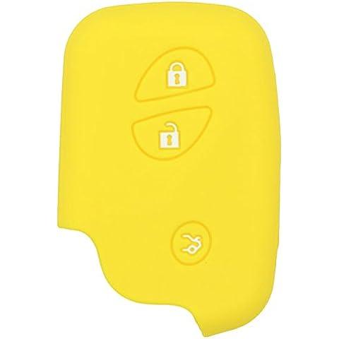 fassport carcasa de silicona Skin Chaqueta para Lexus Smart Remote Key Cv2411