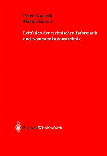 Leitfaden der technischen Informatik und Kommunikationstechnik.