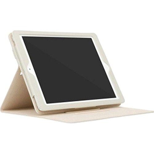 Incase Book Jacket Classic custodia protettiva per iPad Air, grigio/rosa tenue