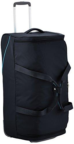 American Tourister - Pikes peak bolsa de viaje con ruedas, negro (volcanic black), 75 cm, 82 L