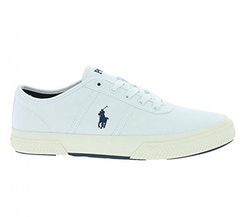 Polo Ralph Lauren Tyrian Schuhe Herren Sneaker Turnschuhe Weiß A85 XZ4YZ XY4YZ XW4RF Weiß