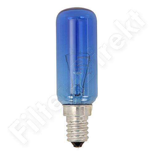 filtronix azules Bombilla Frigorífico Dr. Fischer 40W Equivalente a 614981, 00614981