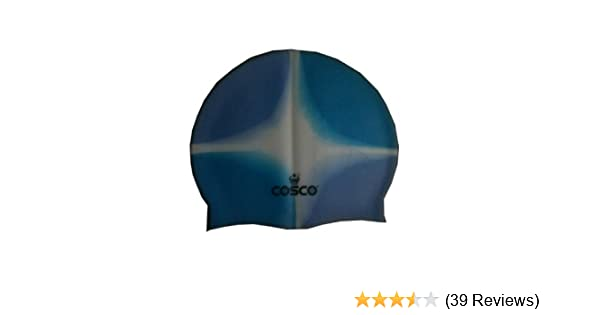 81b423cefe03 Buy Cosco Swim Cap (Color may vary) Online at Low Prices in India -  Amazon.in