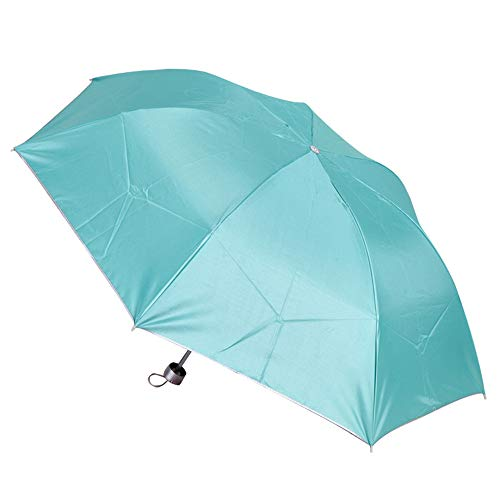 xinrongqu Creative Umbrella Umbrella Custom 30% Inverted Pole Umbrella Umbrella Silberner Regenschirm