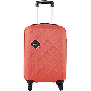 Safari Red Luggage Cart  Mosaic 65