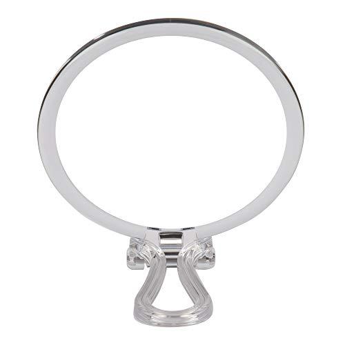 Miss Sweet espejo de mano plegable con 10x aumento y True Image, viajes espejo