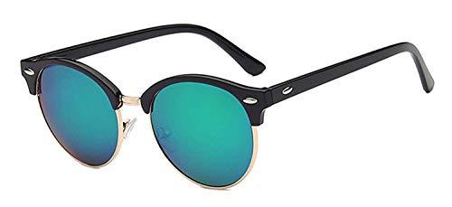 FGRYGF-eyewear2 Sport-Sonnenbrillen, Vintage Sonnenbrillen, Polarized Sunglasses Women Retro Round Mirror Driving Sun Glasses For Men Designer Vintage Zonnebril Dames