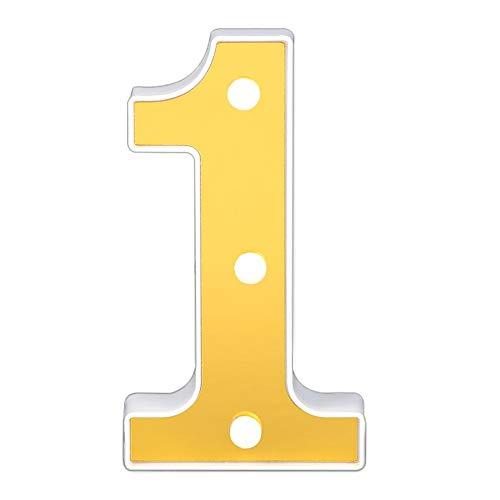 Leucht Buchstaben, Anzahl LED Licht - Hillrong Marquee Sign Wandbehanglampe (1)