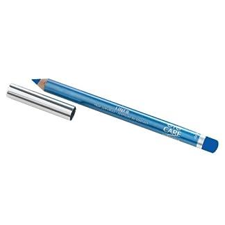 OJO CUIDADO Lápiz de Ojos/Delineador de ojos, sólido Color azul, 1er Pack (1 x 1 pieza)