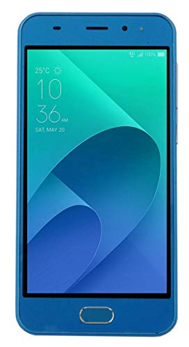 Surya Tashan Model TS455 (Volte Not Supported) with 2 GB RAM Model with 5.0-inch 720p Display, (Reliance Jio 4G Sim Support) 16 GB Internal Memory and 5 Mpix /2 Mpix Camera HD Smartphone in Blue