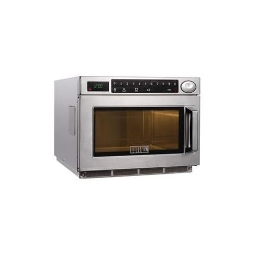 314IJN8aZ3L. SS500  - Buffalo Programmable Commercial Microwave Oven 1500W