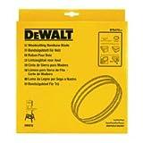 DeWalt Bandsägeblätter für DW876 (Länge: 2215 mm, Breite: 10 mm, Dicke: 0,4 mm, Zahnteilung: 4,2 mm) DT8472