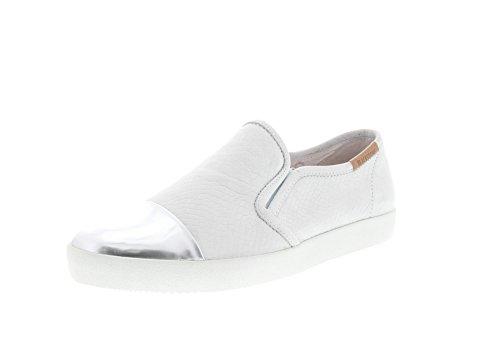 BLACKSTONE - Sneaker NL47 - white white